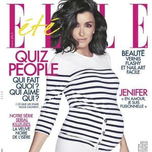 Jenifer couverture «Elle» Céline Dupuy & Thierry Degrave