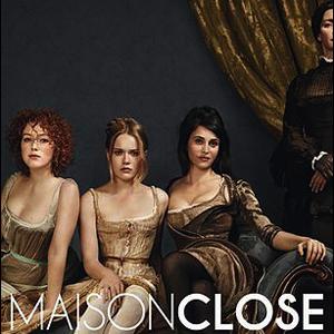 Céline a réalisé les couleurs dans la série «Maison Close» sur Canal +